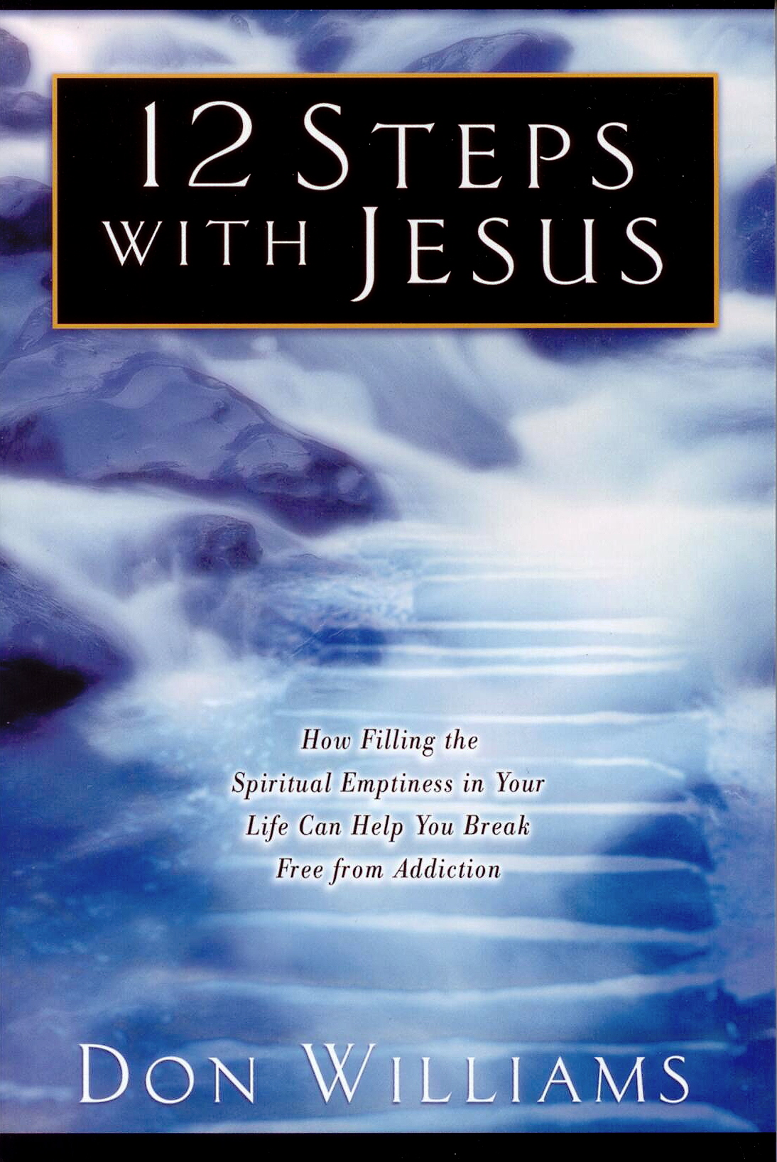 12 Steps With Jesus by Don Williams