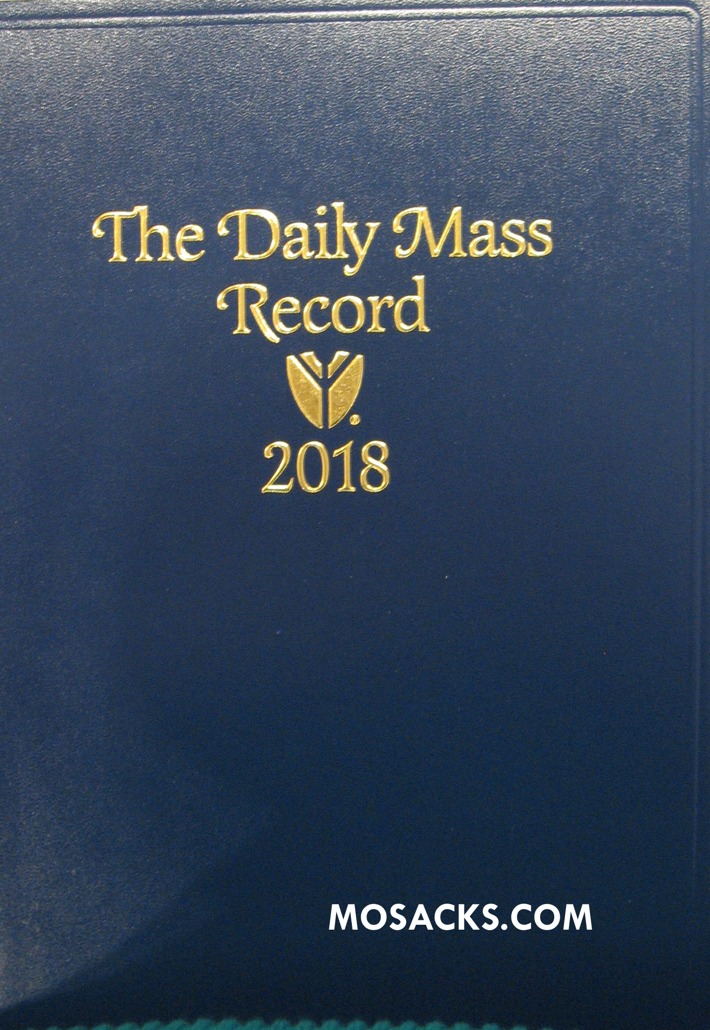 Daily Mass Record 2018