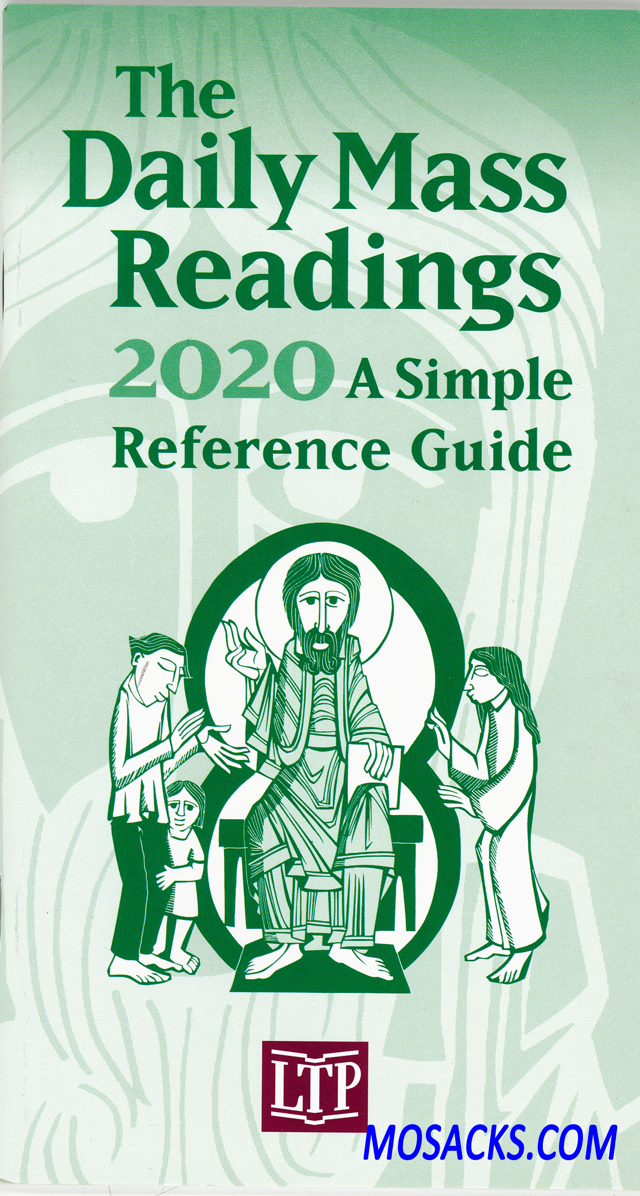 2020 Daily Mass Reading Reference 120-DMR20