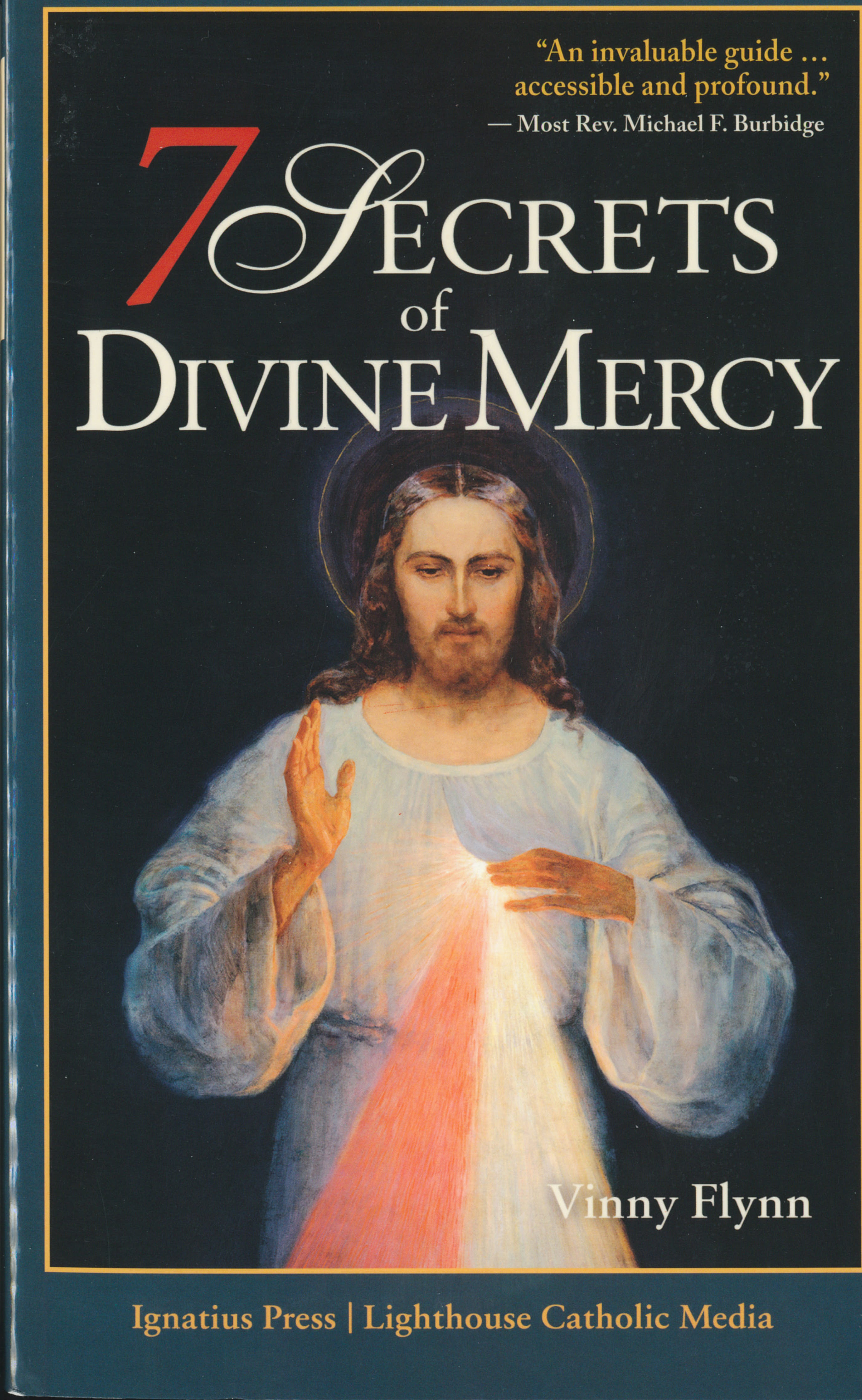 ? 7 Secrets of Divine Mercy by Vinny Flynn 162164085X Divine Mercy Book