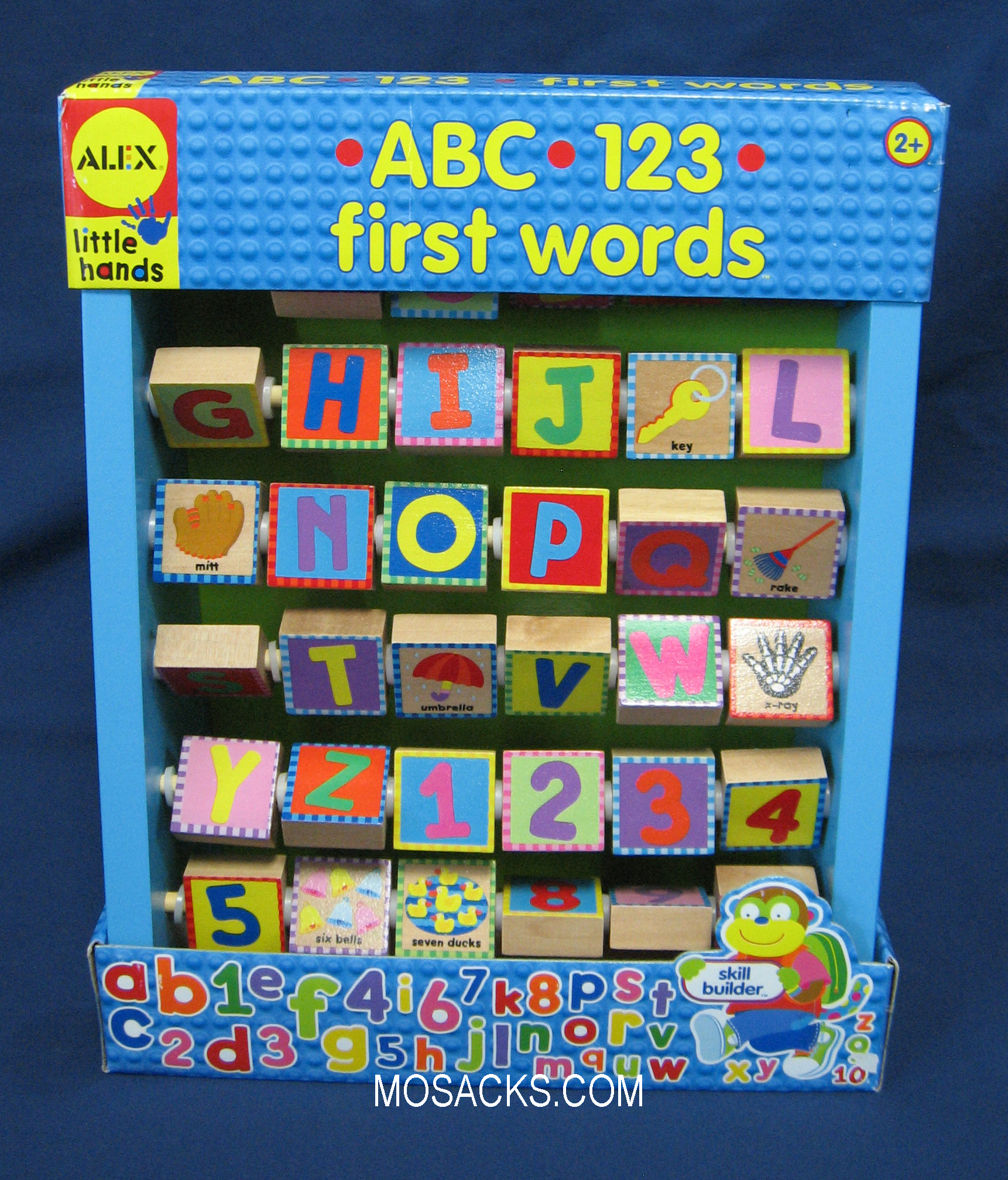 ABC 123 First Words Age 2+ 0731346147400