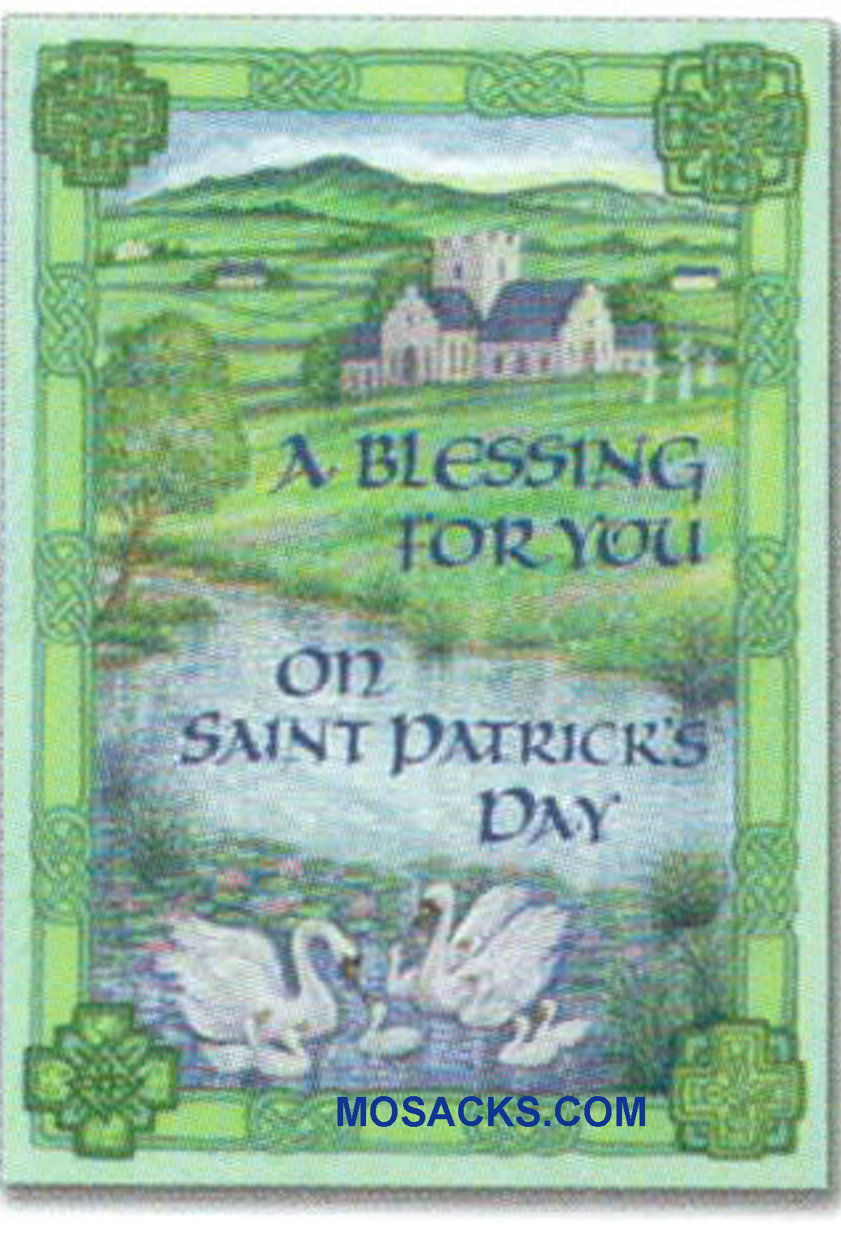 A Blessing For You On Saint Patrick's Day-WCB1451