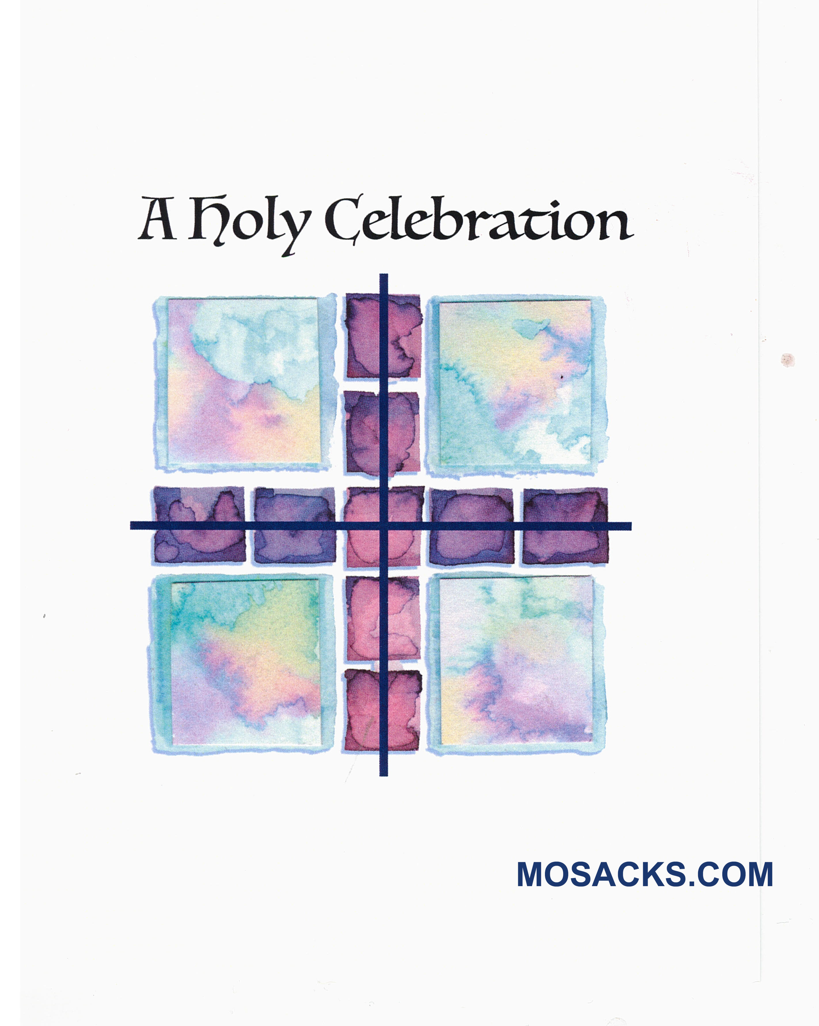 A Holy Celebration - RCIA Greeting Card - CA50082