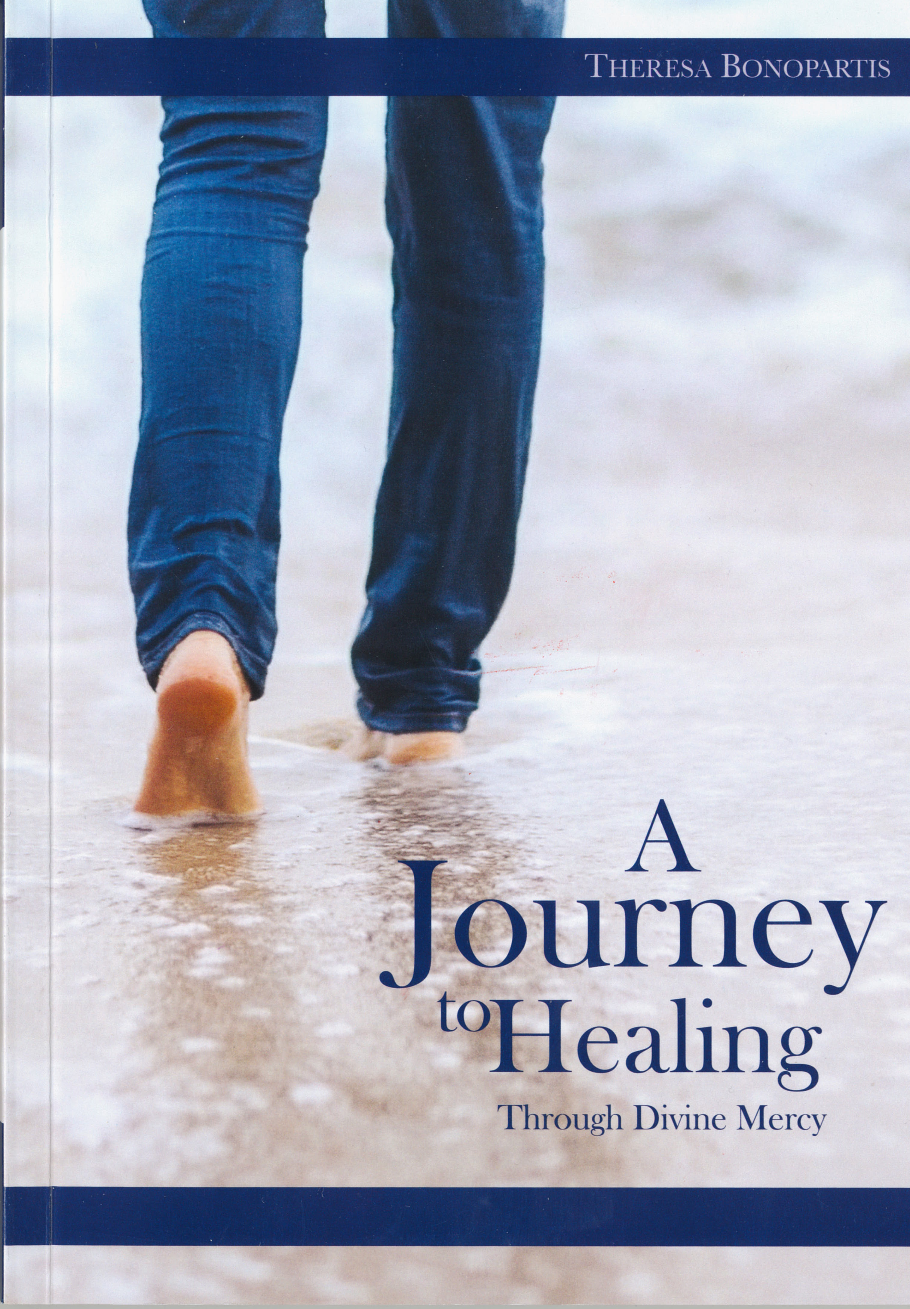 A Journey to Healing Through Divine Mercy by Theresa Bonopartis 9781596143692 Divine Mercy Book