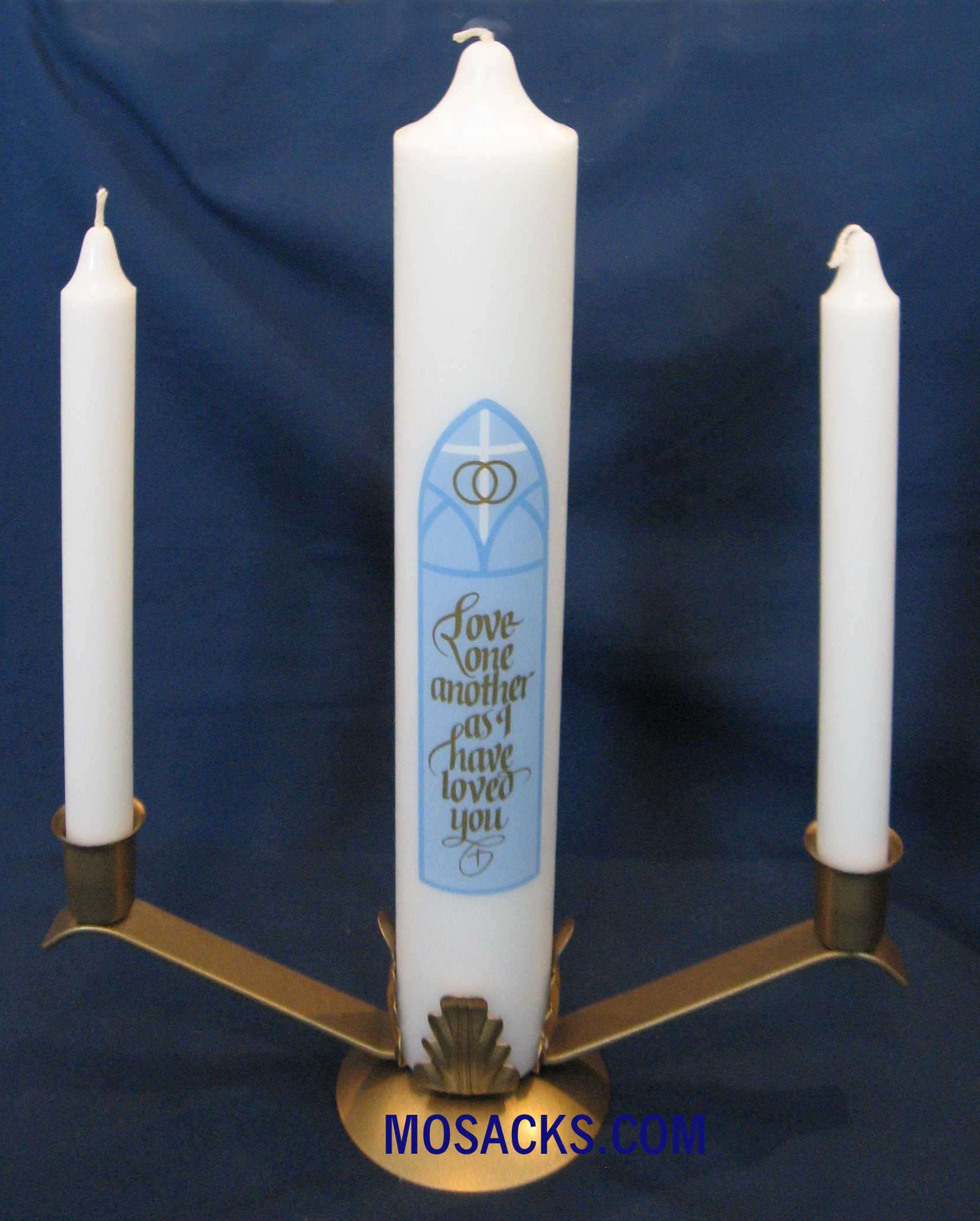 Marriage Abiding Love Unity Candle Ensemble 84402201