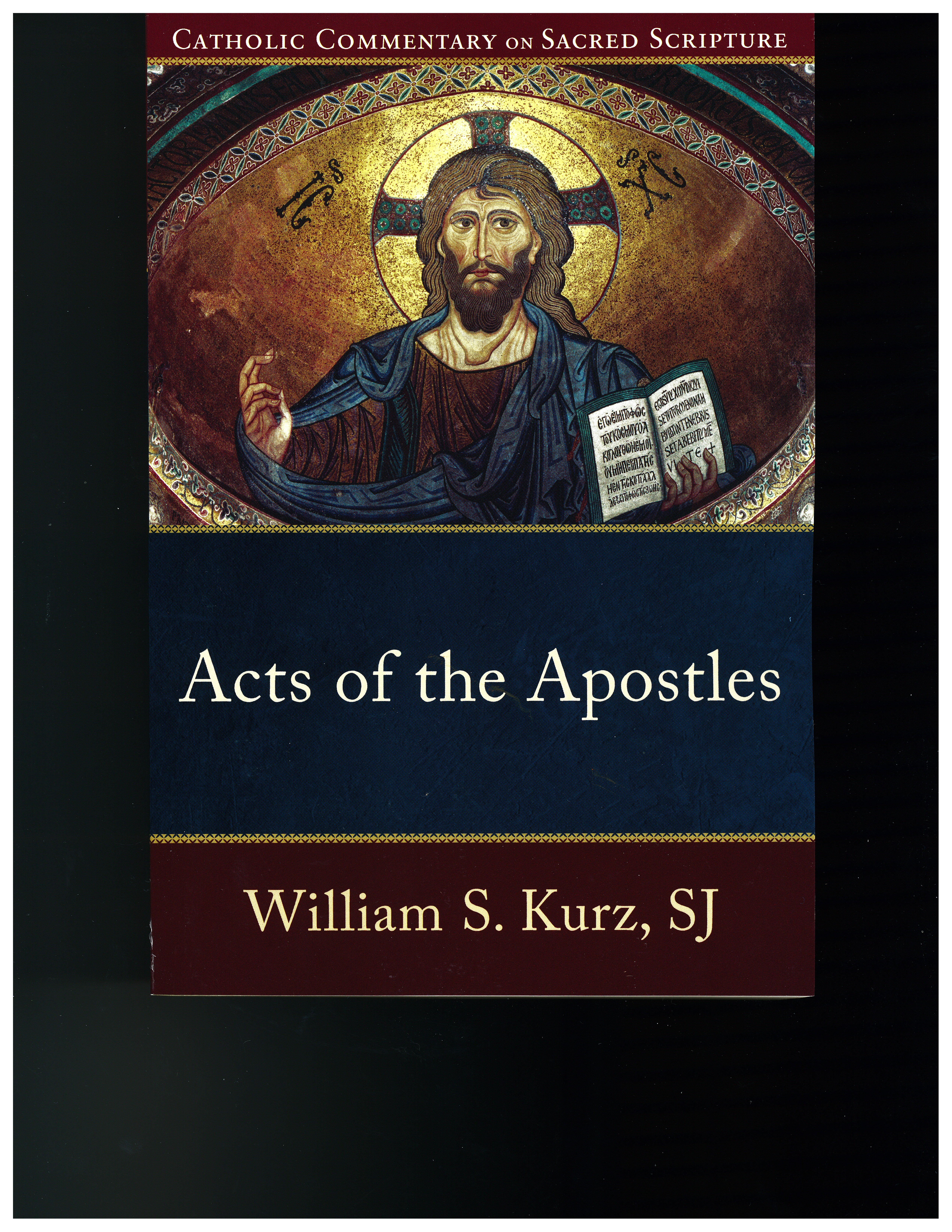 Acts of the Apostles by Willam Kurz 108-9780801036330