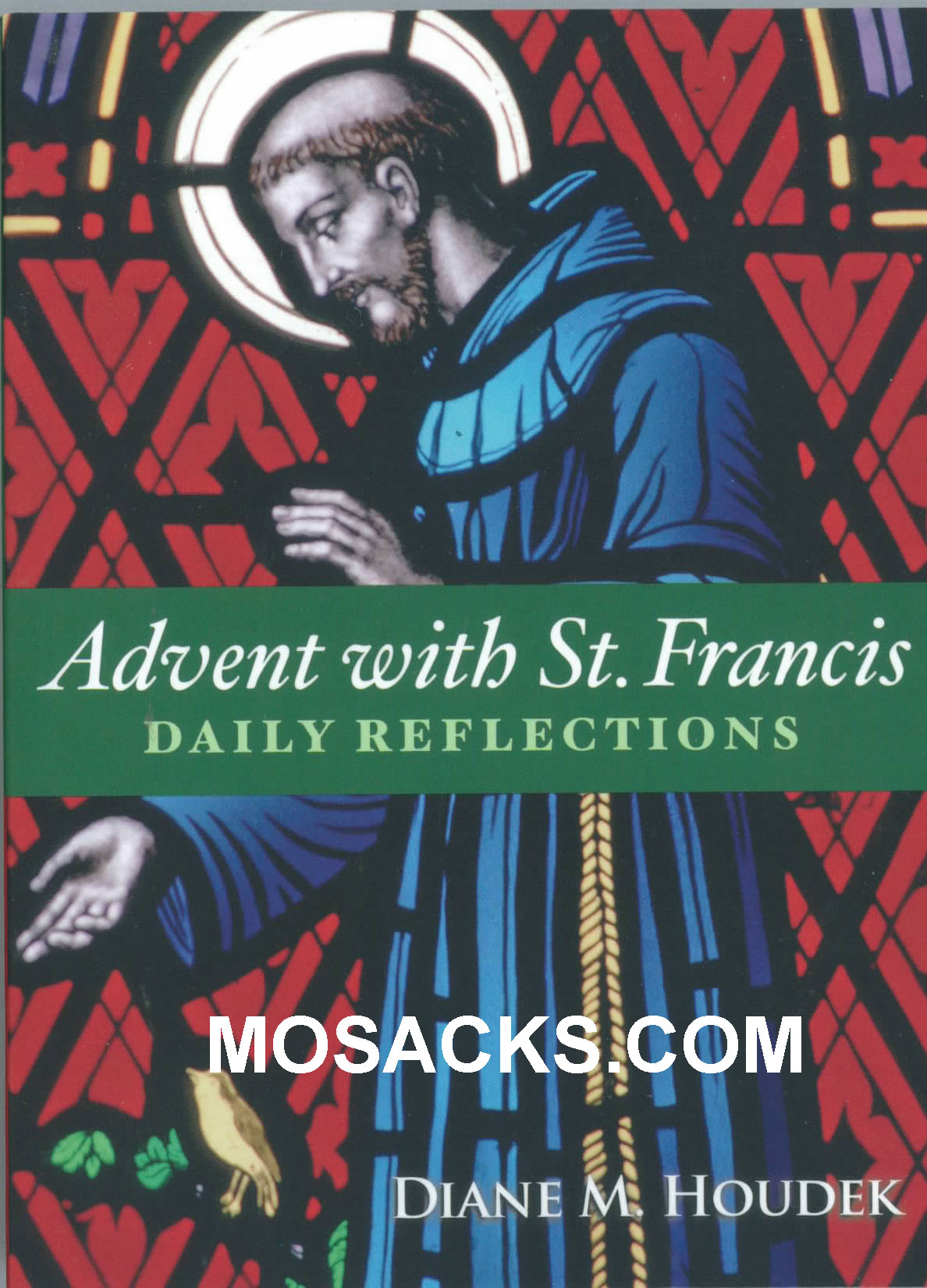 Advent With St. Francis: Daily Reflections 108-9781616367053