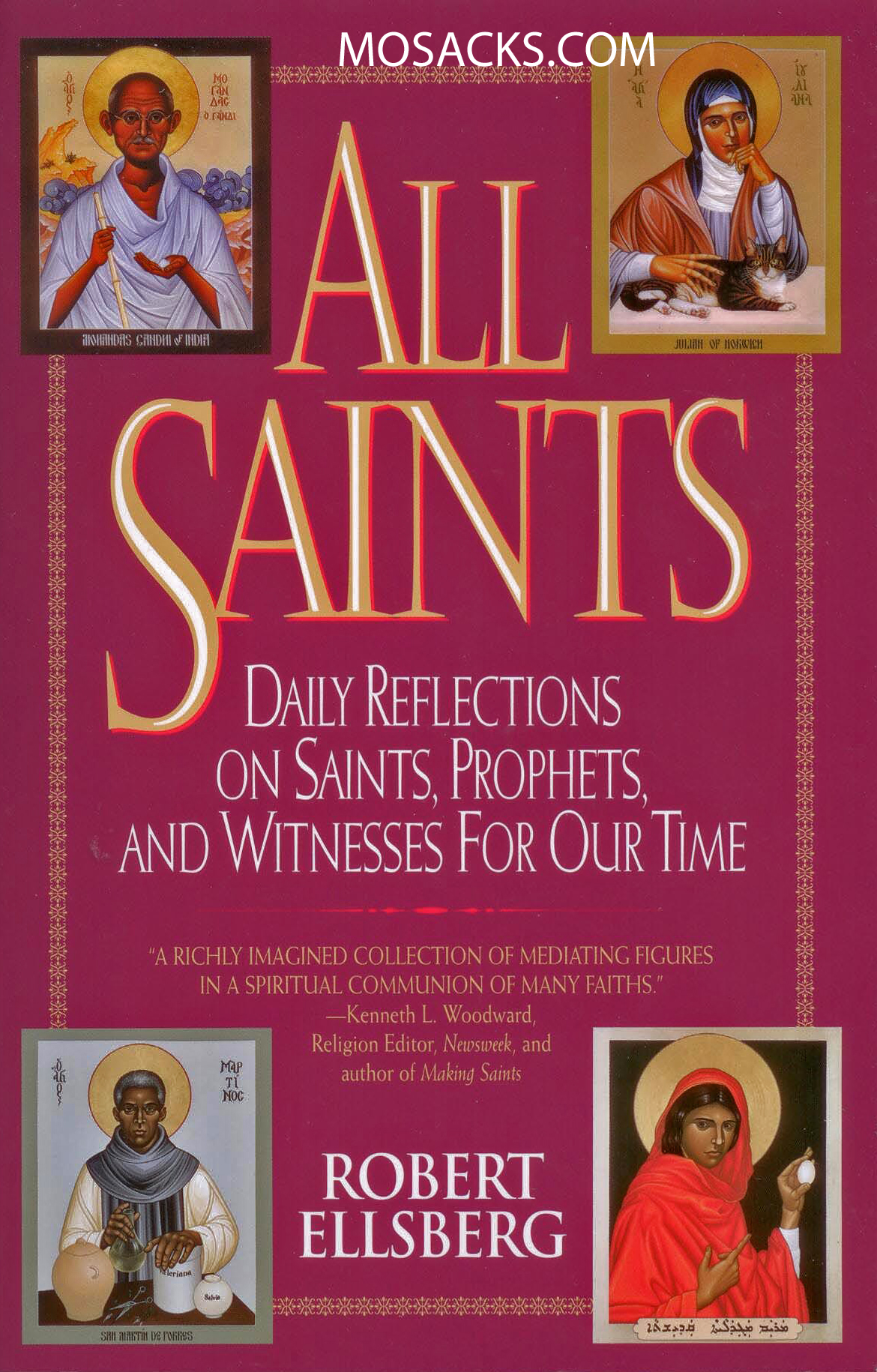 All Saints Daily Reflections by R. Ellsberg