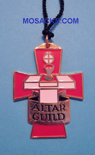 Altar Guild Gold-Plated Pendant, #500