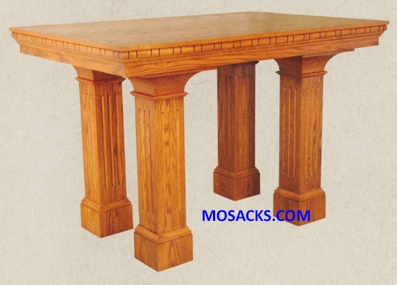 W Brand Altars, Communion Tables & Candle Sticks