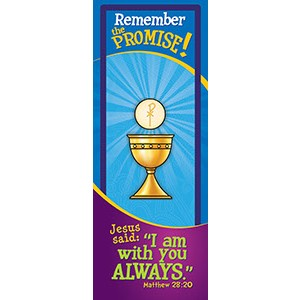 Christian Bookmark Always With You Bookmark-BKMK01