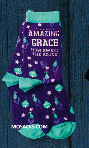 Amazing Grace Socks-SOX3511