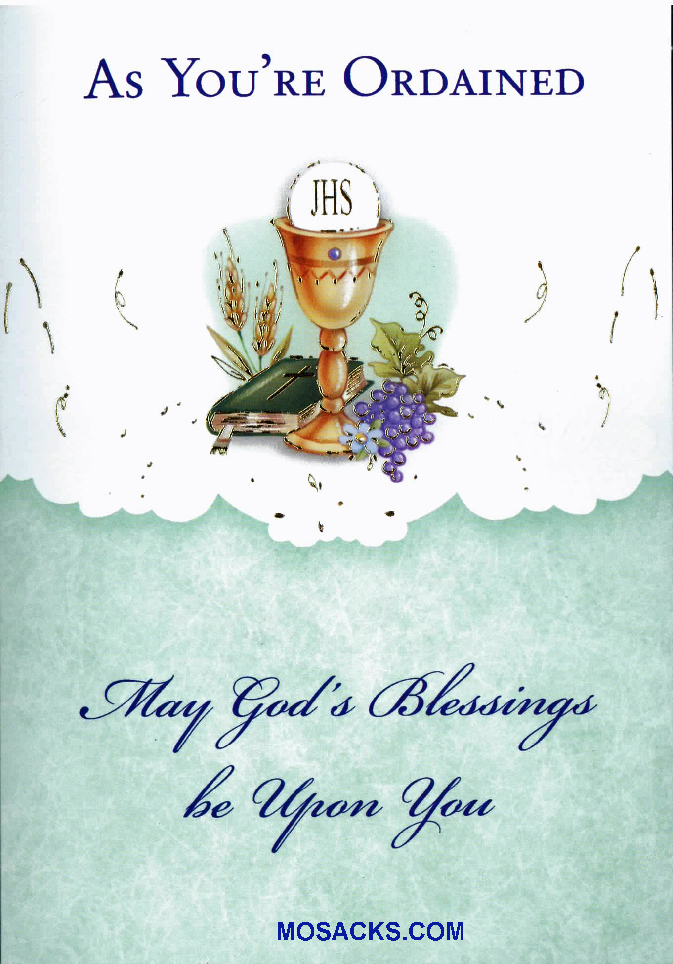 Ordination Greeting Cards