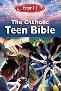 NAB Prove It The Catholic Teen Bible Paperback NABRE (New American Bible Revised)9781592761951