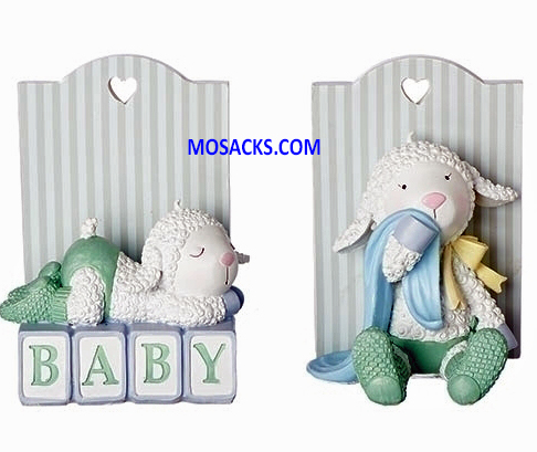 Baby Blessings Bookends 20-14885