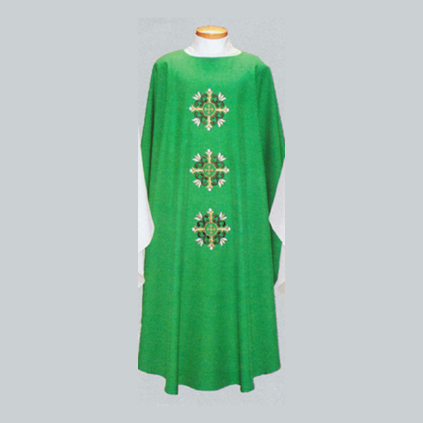 Beau Veste 3 Crosses Chasuble-2019