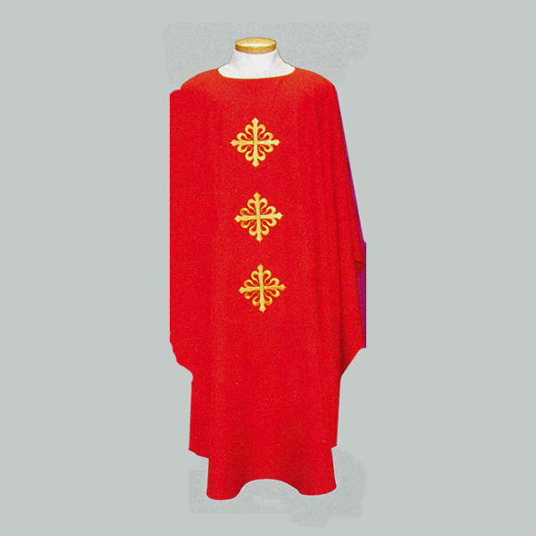 Beau Veste 3 Crosses Chasuble-2020