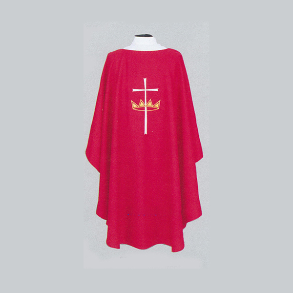 Beau Veste Christ The King Chasuble-842