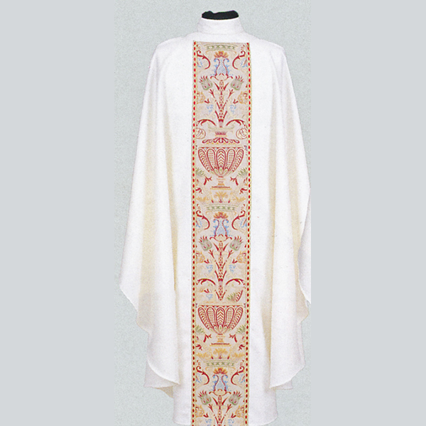 Beau Veste Coronation Metallic Brocade Chasuble-910