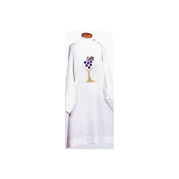 Beau Veste Dalmatic Chalice & Grapes D29