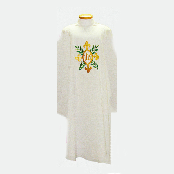 Beau Veste IHS Chasuble  with front and back design-2018A