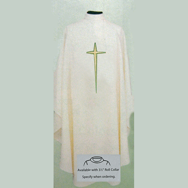 Beau Veste Chasuble Cross 863