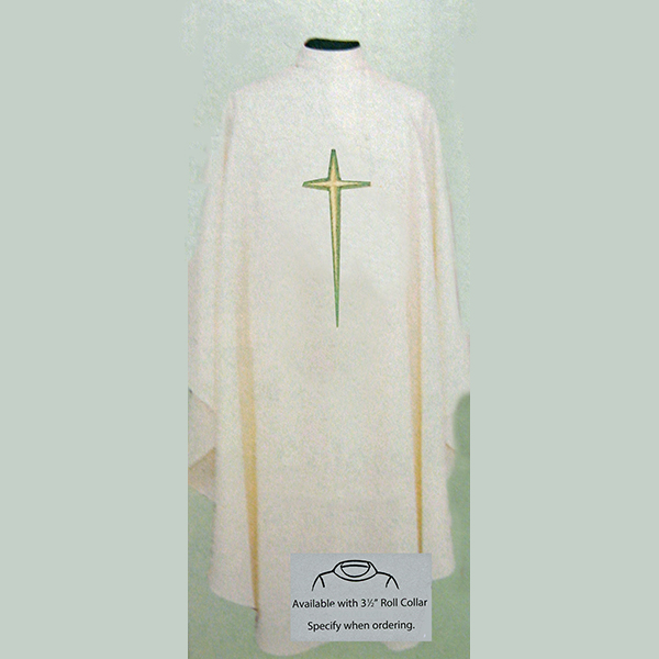 Beau Veste Chasuble Cross 863A