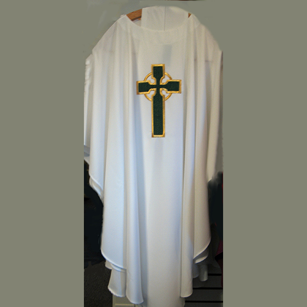 Beau Veste Chasuble Celtic Cross 872