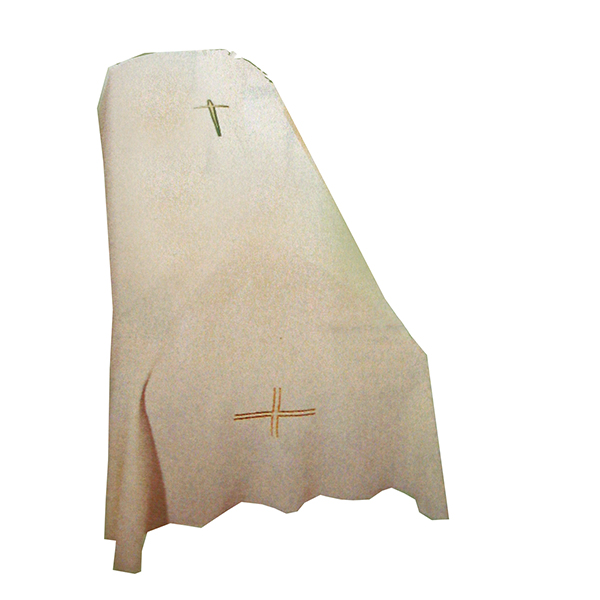 Beau Veste Resurrection Funeral Pall Cross 368