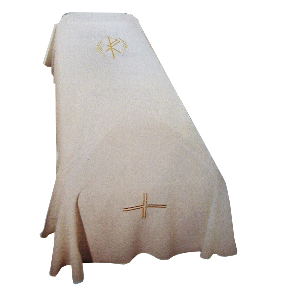 Beau Veste Resurrection Funeral Pall Alpha and Omega 740