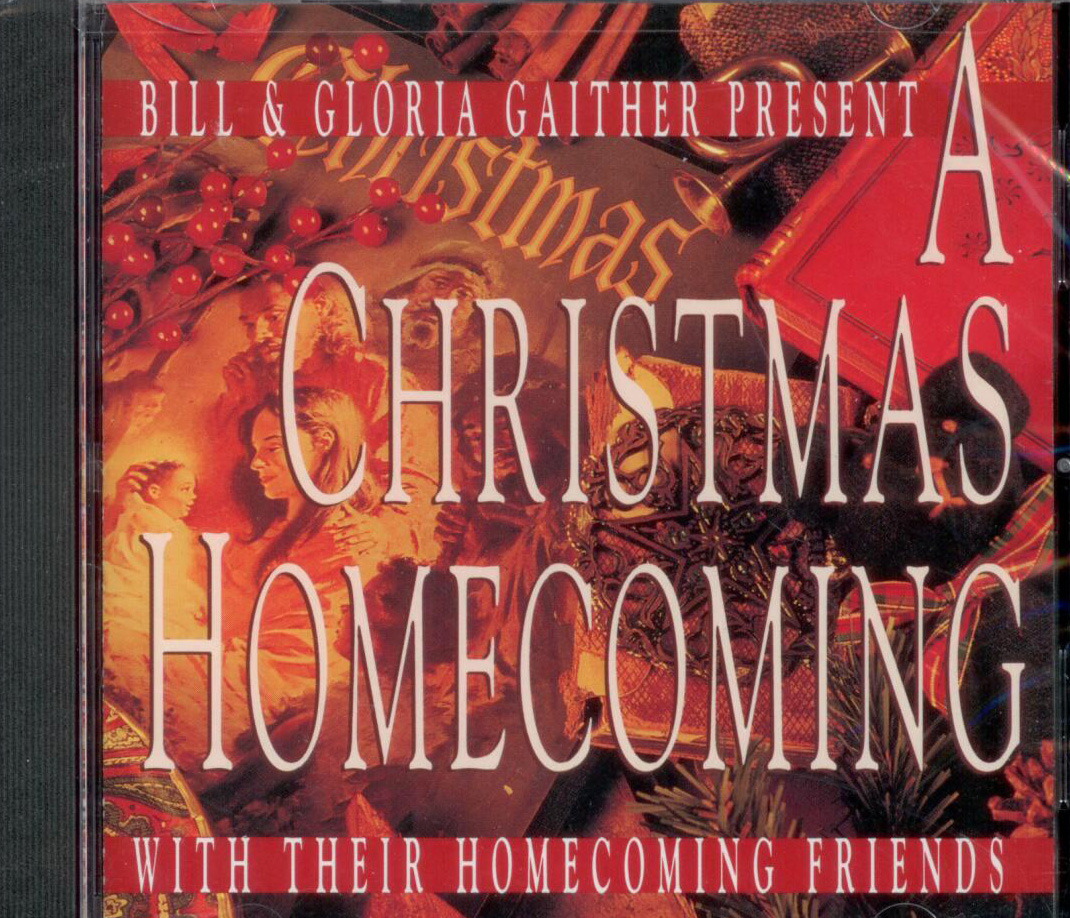 Bill And Gloria Gaither: A Christmas Homecoming; Christmas Music CD