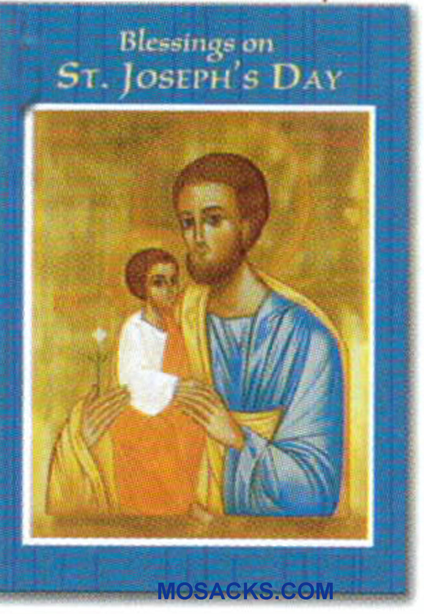 St. Joseph's Day Greeting Cards