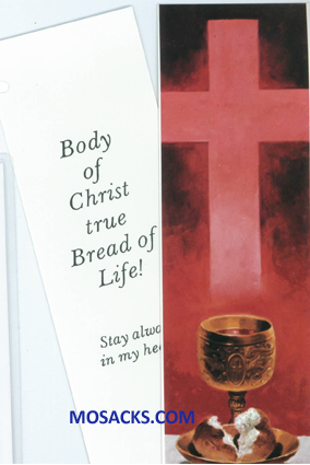 Body Of Christ Bookmark 2-9952