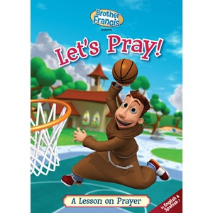 DVD-Brother Francis Let's Pray-BF01DVD