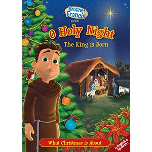 DVD-Brother Francis O Holy Night-BF07DVD