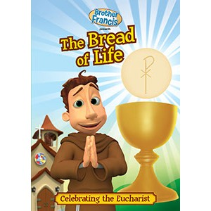 DVD-Brother Francis The Bread of Life-BF02DVD