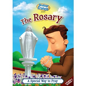 DVD-Brother Francis The Rosary-BF03DVD