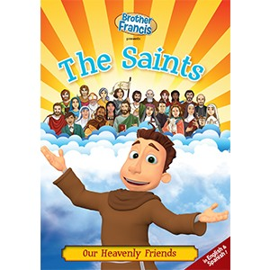 DVD-Brother Francis The Saints-BF08DVD