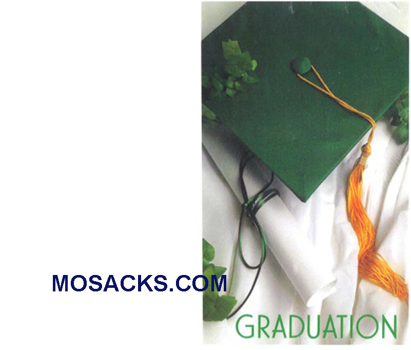 Bulletin Cover Graduation 100 Pack-8662