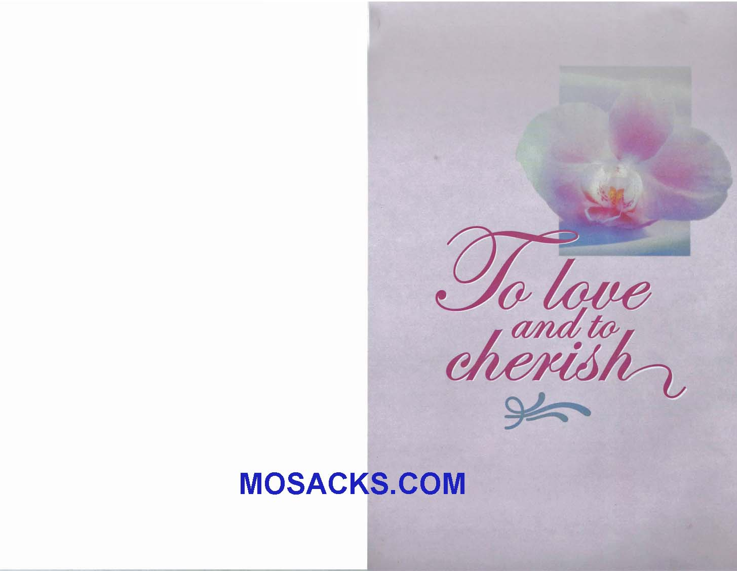 Bulletin Cover Love And Cherish 100 Pack-84-6174