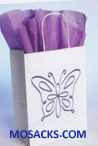 Butterfly Gift Bag Medium 353-5103630419