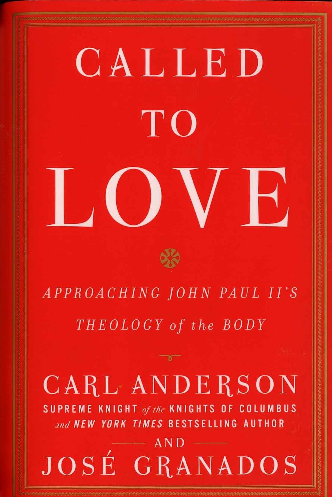 Called To Love by Carl Anderson & Jose Granados