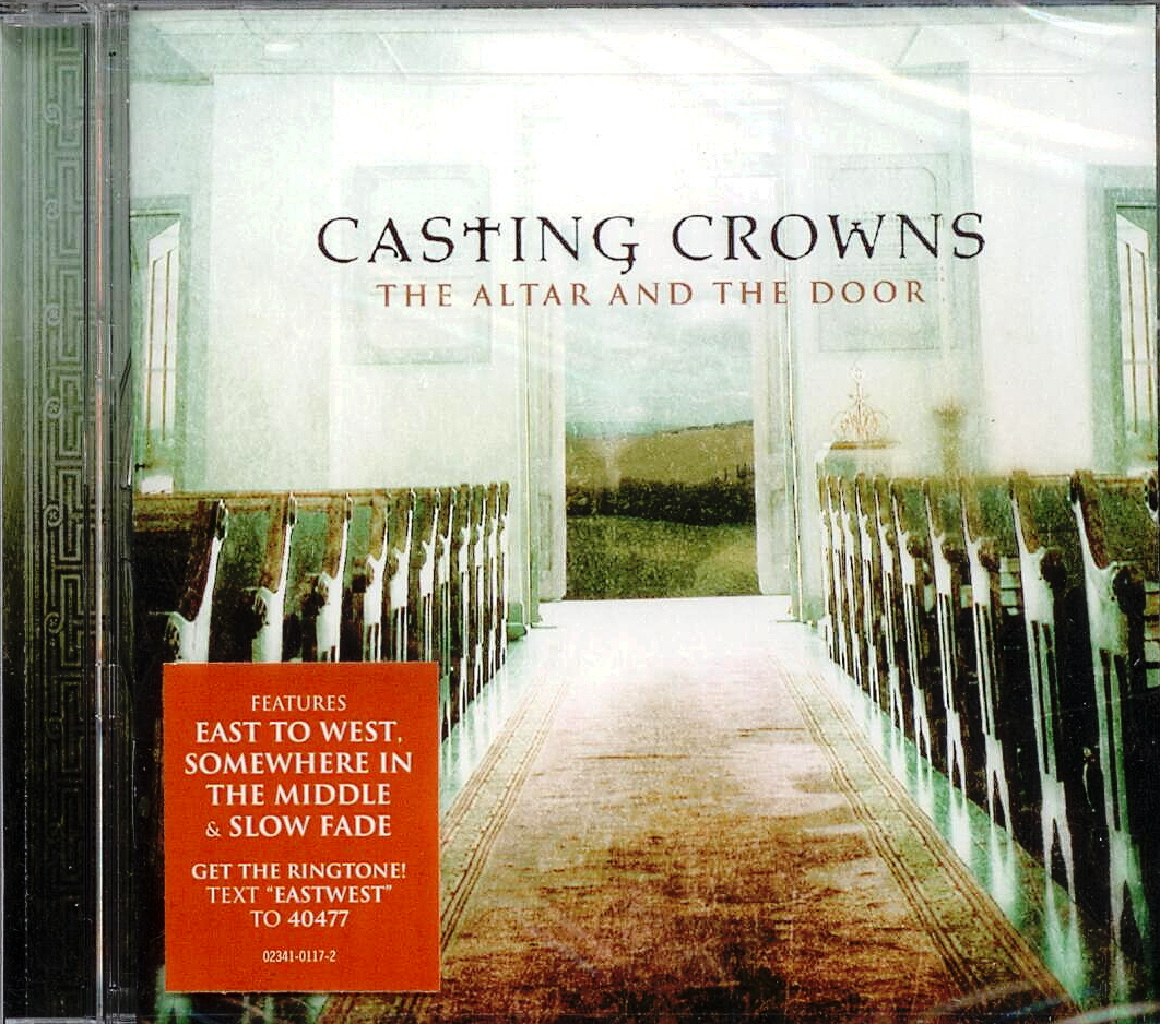 Casting Crowns, Artist; The Altar and The Door, Title; Music CD