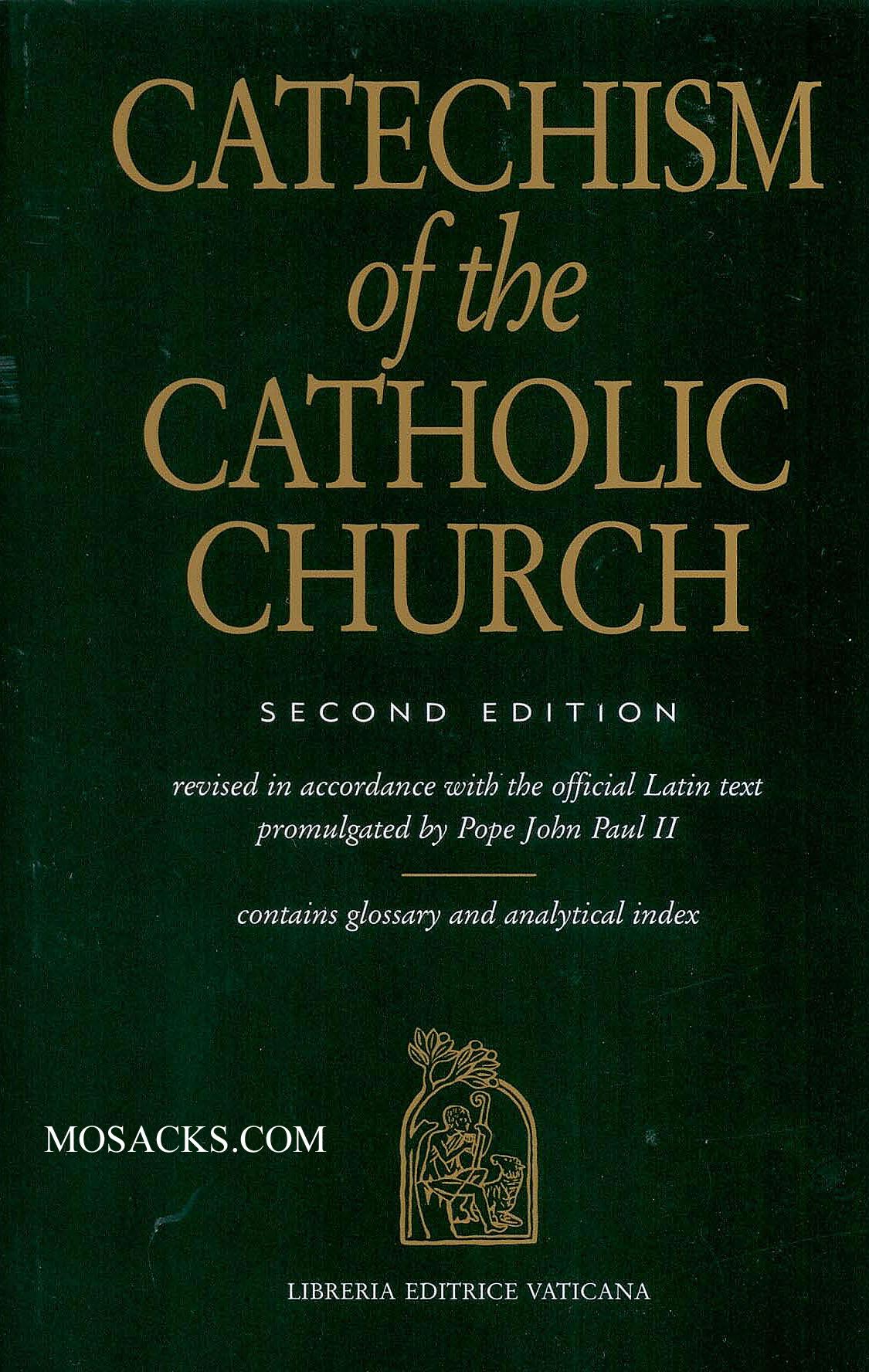 Catechism of the Catholic Church 2nd Edition 9780879739768 Paperback