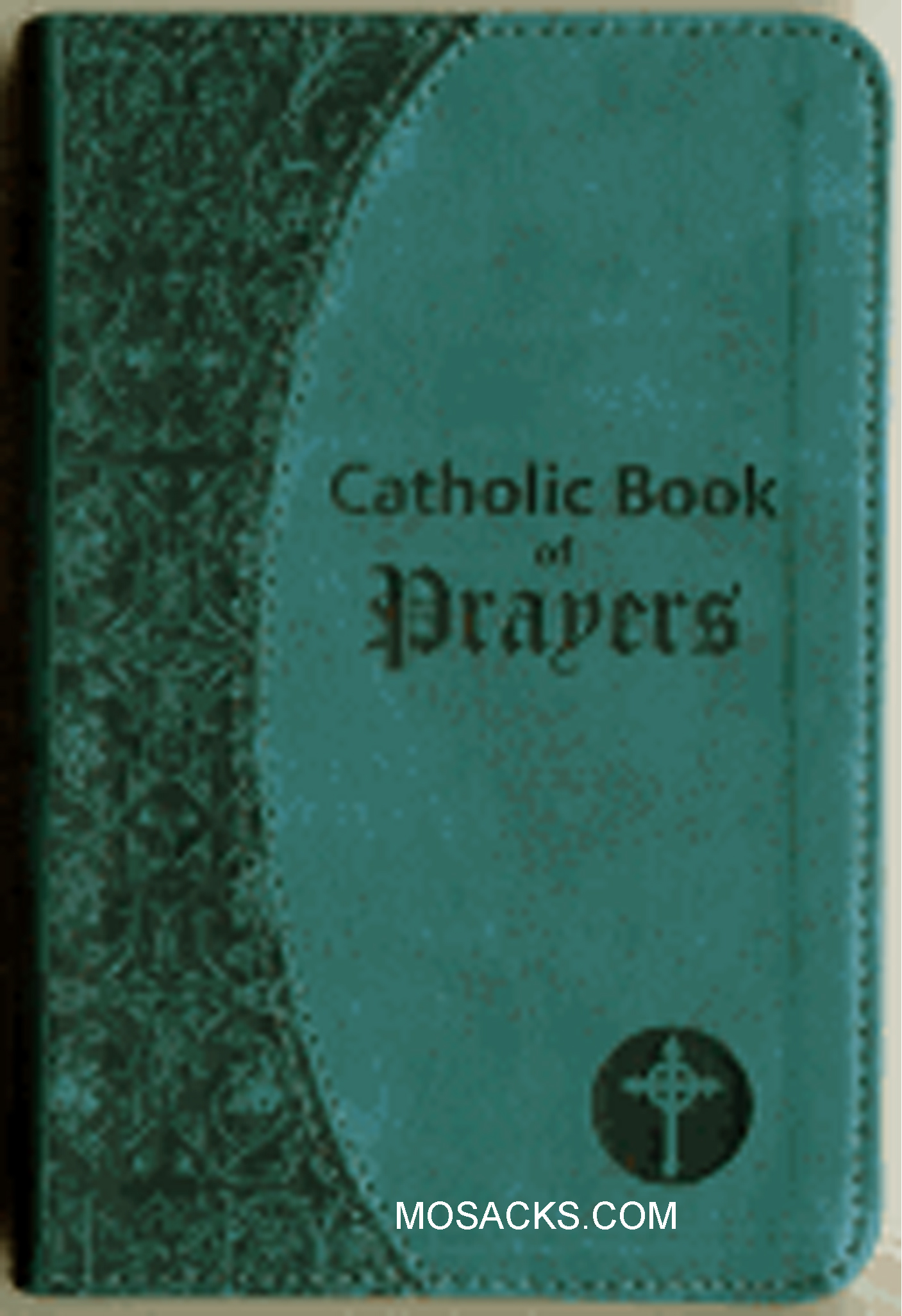 Catholic Book of Prayers Large Print Green Cover 910/19GN