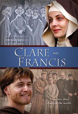DVD-Clare and Francis CF-M