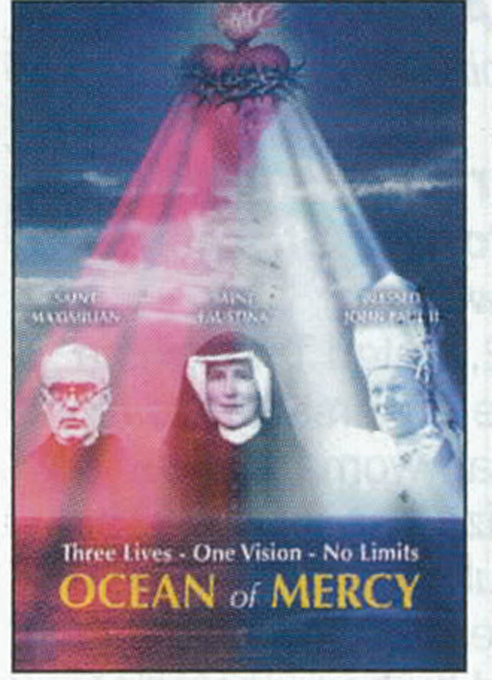 DVD-Ocean of Mercy OM2-M