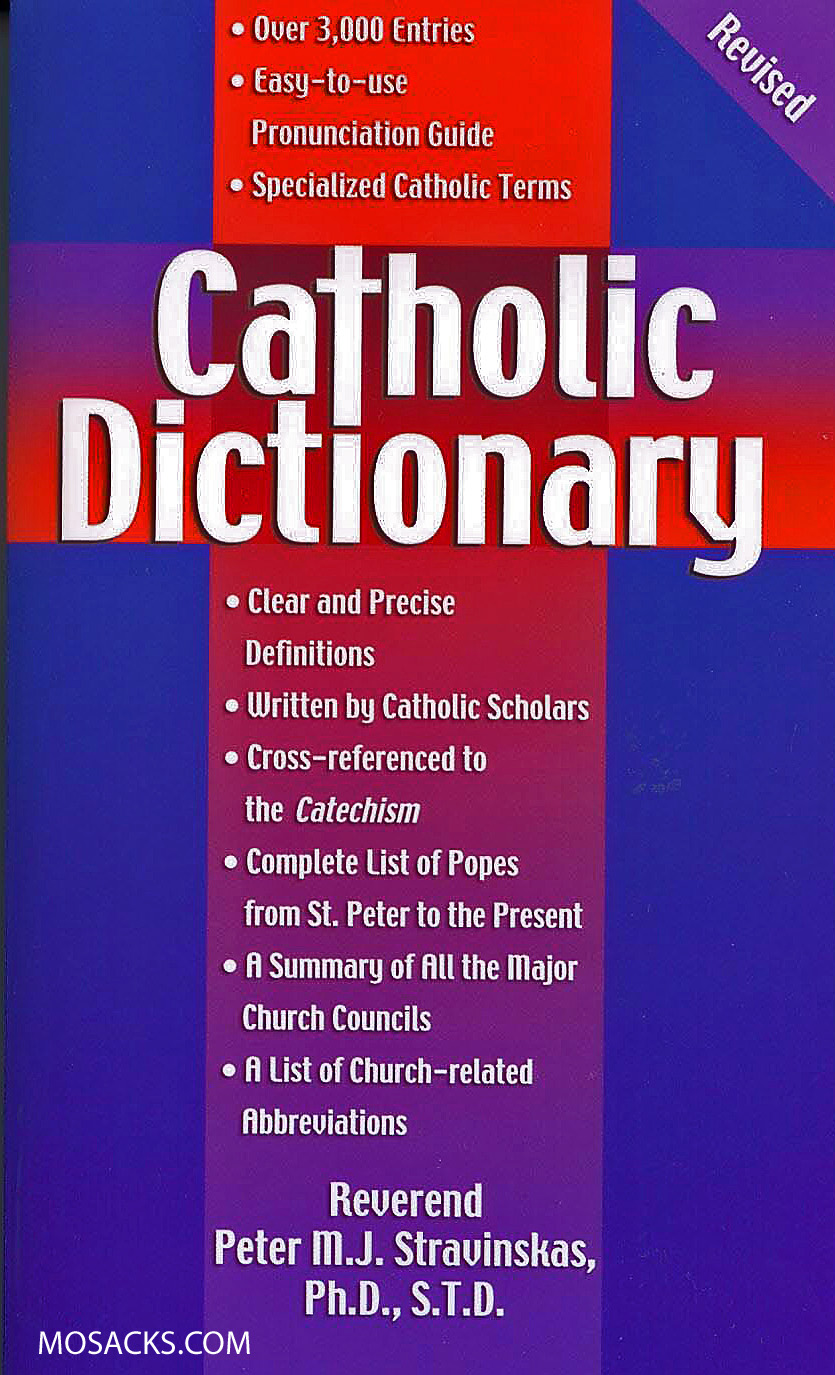Catholic Dictionary (Revised)