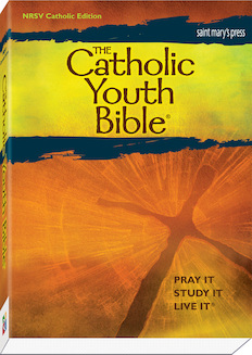 The Catholic Youth Bible from St. Mary's Press (NRSV) (Paperback) 69-9780884897873
