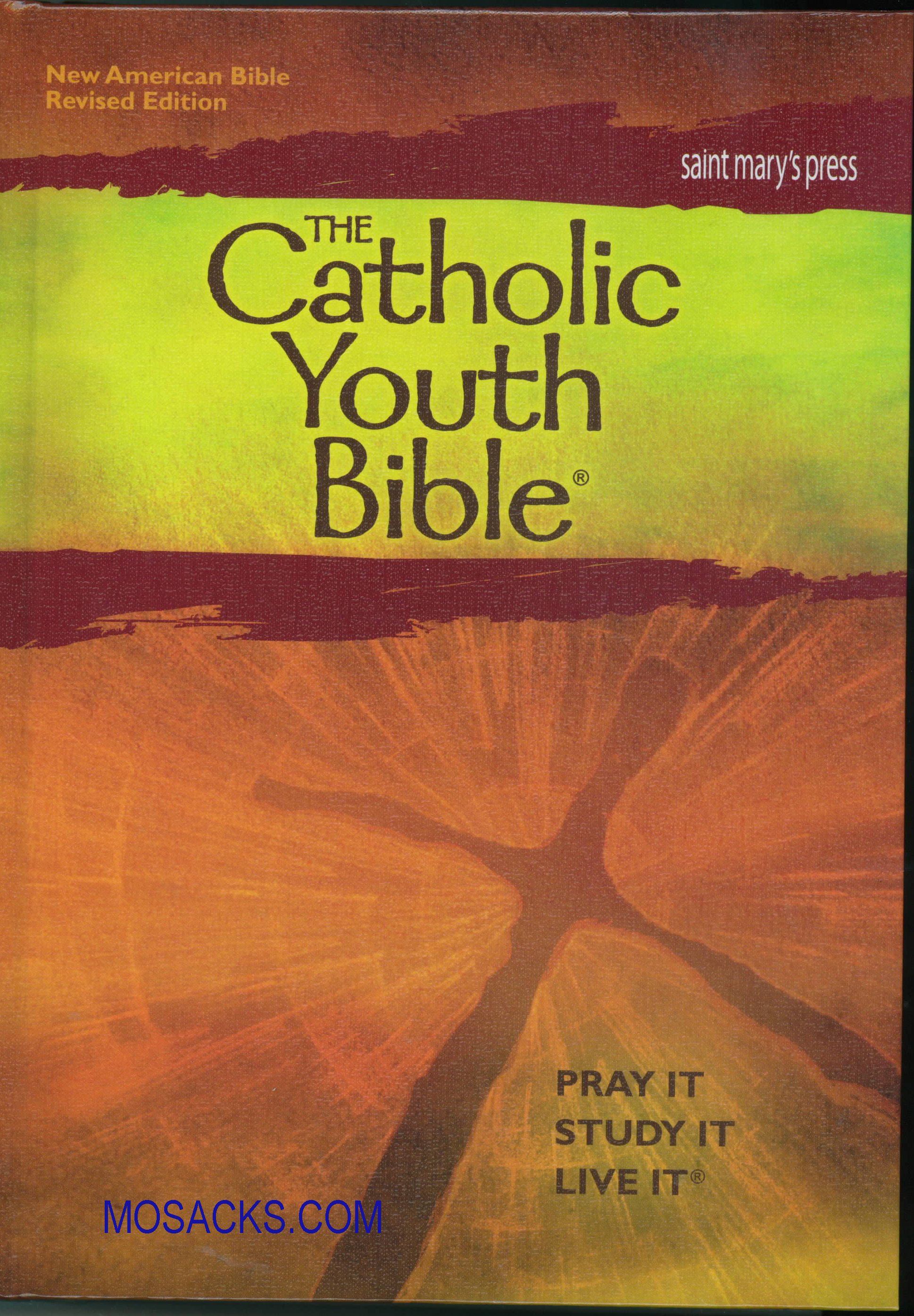 Catholic Youth Bible (NABRE) (Hardcover) 69-9781599821429